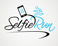 selfie run