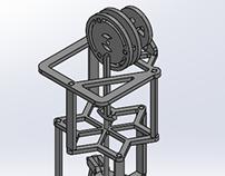 Hopper Mechanical Design