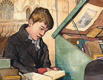 The Bookseller's Son