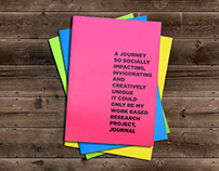A Series Of Creative University Journals