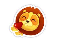 LEO_stickerpack