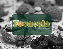 Focaccia Brochure Concept 2013