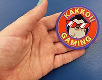 Kakkoii Gaming Business Cards