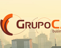 Grupo Capta - Identity & Web Design