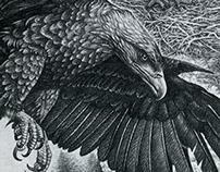 「動物たちの子育て」東武動物公園飼育グループ・著1988年日本出版社刊の挿絵