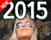 2015 New Years Poster