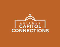 Arizona Capitol Connection Brand + Website
