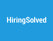 HiringSolved Brand + Website Design