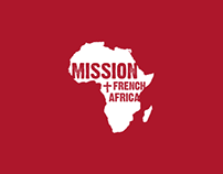 Mission French Africa Brand + Collateral