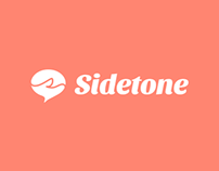 Sidetone Brand + Website