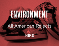 NIKE / ALL AMERICAN REJECTS