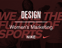 NIKE / WE ARE THE FUTURE