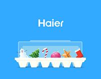 Haier's Social Media Posts
