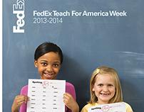 Teach for America Tri-Fold