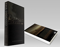 """The Damned"" Book Design"