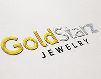 Logo Design GoldStarZ