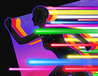 NEW RETRO WAVE / The 80's Dream Compilation Tape