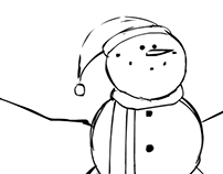 Snowman Animation