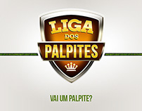 Liga dos Palpites - Website Design & Promotion