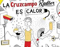 Cruzcampo pitch for Essential/McCann