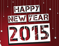 Happy New Year / Mutlu Yıllar 2015