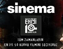 Sinema Dergisi En İyi 100 Korku Filmi Mikro Site