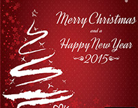 Christmas and New year E-mailer