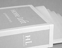 HOHE LUFT – Gedanken 2013