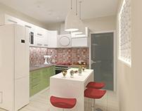 Kitchen (Fen shui) / Кухня
