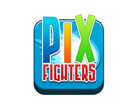 Pix Fighters - Game Icon