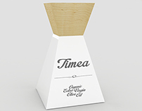 Packaging Aceite de Oliva - Timea
