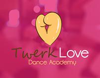 Twerk Love Dance Academy - Logo For Sale