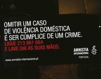 Ação de Guerrilha Amnistia Sangue