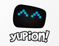 YUPION! Logotype