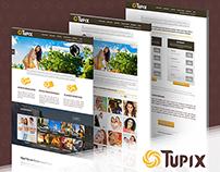 Branding & Web | Tupix