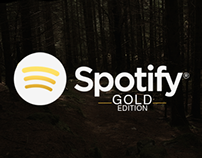 Spotify Gold Edition