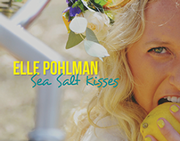 Elle Pohlman // Sea Salt Kisses Album // Key Art