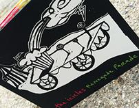 The Icicles // Renegade Parade Album // Key Art