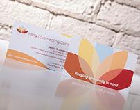 Integrative Healing Centre // Brand Identity