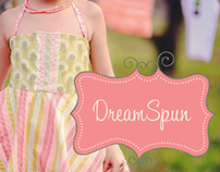 DreamSpun // Brand Identity & Web Design