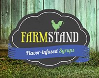 Farmstand // Brand Identity & Packaging
