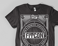 Fit Con Shirt Design