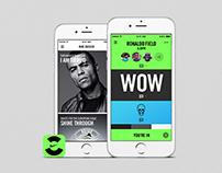 Nike Soccer App