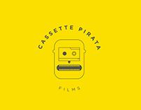 cassette pirata films / identidad