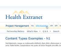 Health Extranet (Ministry of Health)