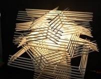 handmake lamp (2008-2012)