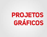 Projetos Gráficos / Web / Cartaz & Flyer