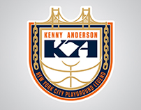 K7A - Kenny Anderson #7 brand