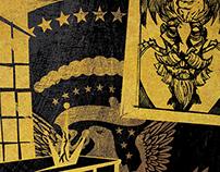 America's Kingdom Comic Book Cover