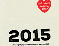 WOŚP 2015 - polaroid
